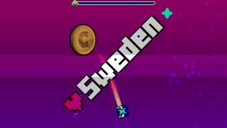 SWEDEN BY: POLICARPIO GD / GEOMETRY DASH 2.11 / ANDROID X GAMES