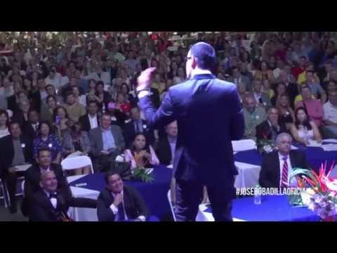 Lo Importante de ir una Convención JOSE BOBADILLA (Desde Costa Rica)