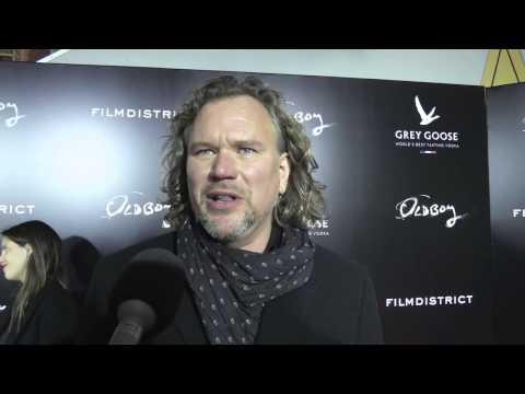 Oldboy (2013): Mark Protosevich  New York World Premiere Movie Interview