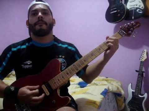 Kill Me Ce Soir - Iron Maiden Guitar Cover With Solos (91 of 188) mp3