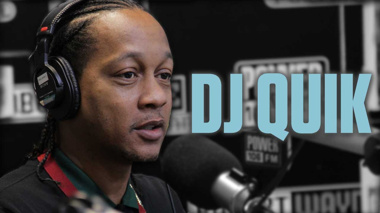 DJ Quik On Disappointment In Kanye West + Early Kendrick ...