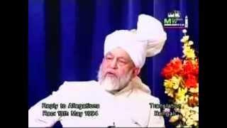 Urdu Mulaqat 13 May 1994.