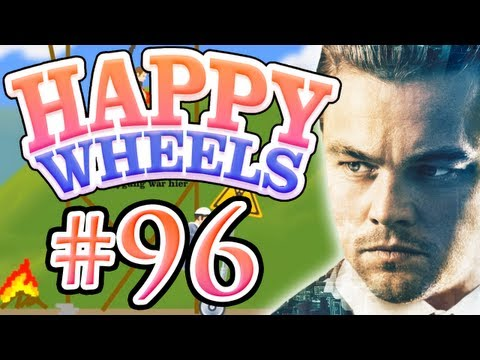 Happy Wheels Gameplay | Let's Play - #96 - Inception Horn
