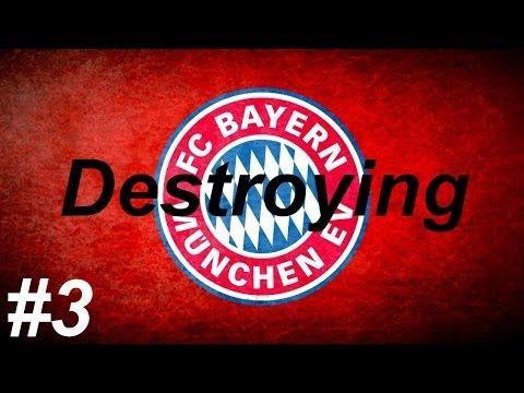 Fifa 14 - Destroying Bayern Munich - Episode 3 - Job Well Done!