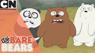 We Bare Bears | A Disturbance In The Forest | Cartoon Network UK