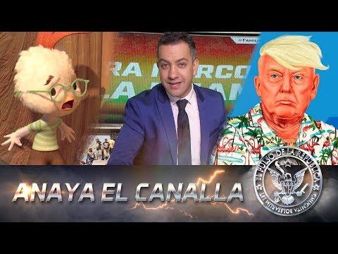ANAYA EL CANALLA - EL PULSO DE LA REPÚBLICA