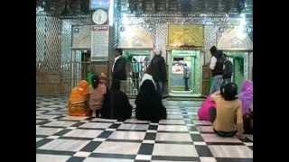 Ziyarat Baba Tajuddin RA Dargah Nagpur During Urs Mubarak Dec 2012