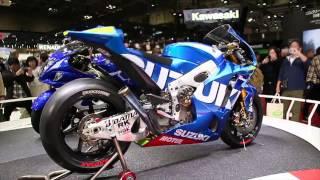 2015 SUZUKI MOTO GP Prpject  - Tokyo Motor Show 2013
