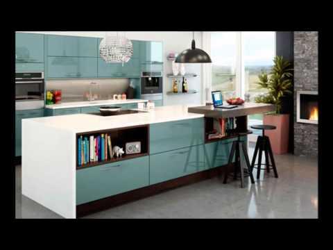 Модные цвета кухни