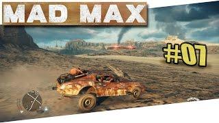 Mad Max #07 [MAGYAR HUN PC GAMEPLAY HD]