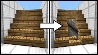 Download Hidden Staircase Doorway! - Minecraft Tutorial Mp3 and Videos