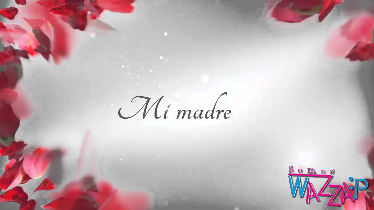 INTRO- DIA DE LA MADRE AFTER EFFECTS - YouTube