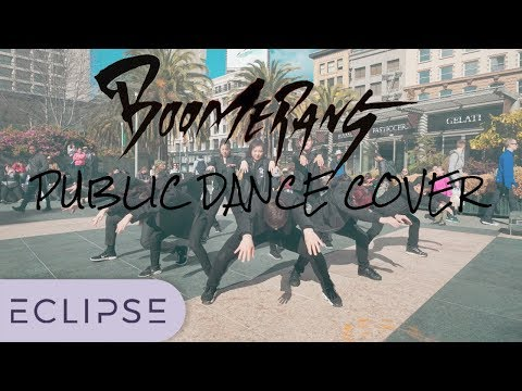 [KPOP IN PUBLIC] Wanna One (워너원) - BOOMERANG (부메랑) Dance Cover [ECLIPSE]