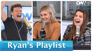 Seacrest Helps Tanya Curate the Perfect Valentine's Day Playlist | On Air With Ryan Seacrest