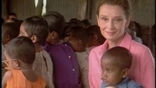 1989年にユニセフ親善大使に就任し、世界の子どもたちの声を代弁し続け...