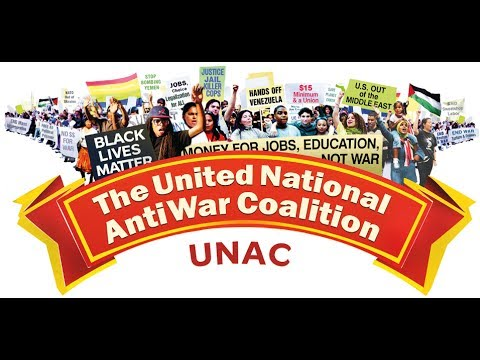 UNAC Conference 2017 - 7th Plenary: Building a More Powerful Movement for Justice & Peace