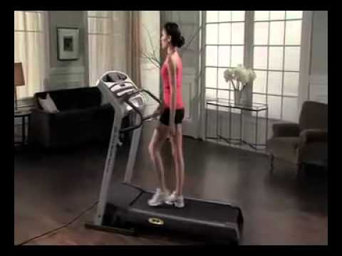 Gold S Gym Crosswalk 570 Treadmill Doovi