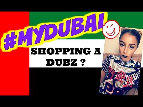 Shopping à DUBAI ? ☆ MUST HAVE !   Yas & Nab
