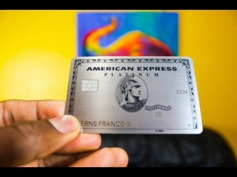 2017 AMEX PLATINUM METAL CARD & NEW BENEFITS