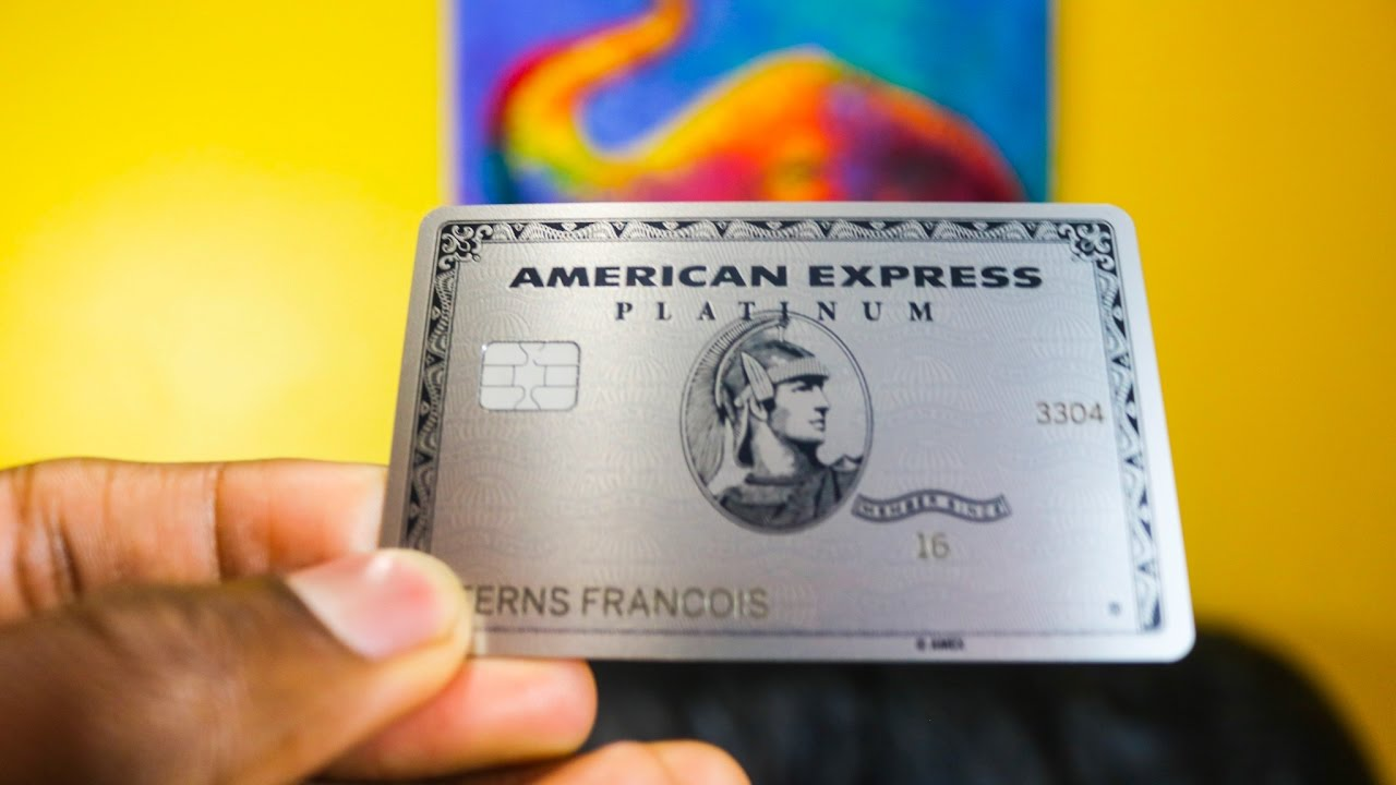 2017 AMEX PLATINUM METAL CARD & NEW BENEFITS - YouTube
