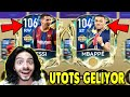 TARİHİ UTOTS GELİYOR ! 104 UTOTS VE PRIME PLANI (FIFA Mobile)