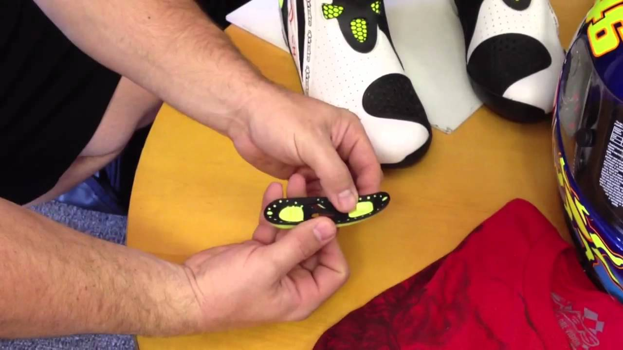 Bottes Pro Series Toe Sliders