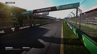 FRL - F1 2017 - F3 - S1 - Australian and Bahrain Grand Prix