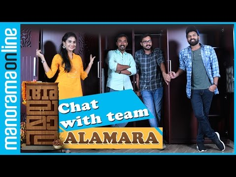 Alamara Malayalam Movie | Team chat, Interview | Sunny Wayne, Aditi Ravi | Manorama Online