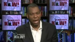 Ta-Nehisi Coates - On Being Black in America, Part 1, Democracy Now! Interview