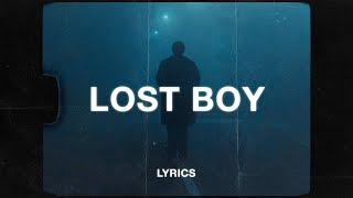 Ruth B. - Lost Boy (Lyrics)