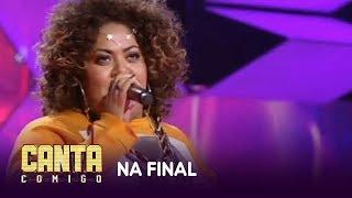 Ao som de Katy Perry, Prih Queiroz vence duelo e garante vaga na final