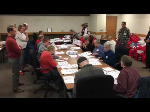 Dane County, Wis. Presidential Recount 2016