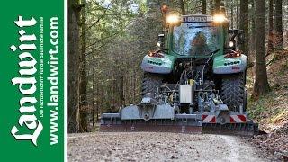 Gerät zur Pflege von Schotterstraßen TH 3.8 | landwirt.com