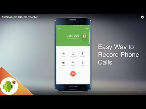 Telefon Konuşması Kaydetme