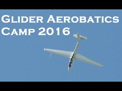 Glider Aerobatics Camp - KFAO Spring 2016