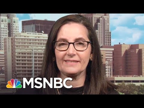 Full Joyce Vance: This Is A Test For The President Donald Trump Administration | MTP Daily | MSNBC