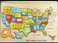 default - Melissa & Doug Deluxe Wooden USA Map Puzzle