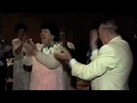Dancing to Alfon Bergstrom's music