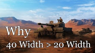 [HoI4] Why 40 Width Divisions Are Better Than 20 Width