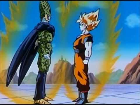 Linkin Park - In The End | Dbz Son-Goku vs. Cell