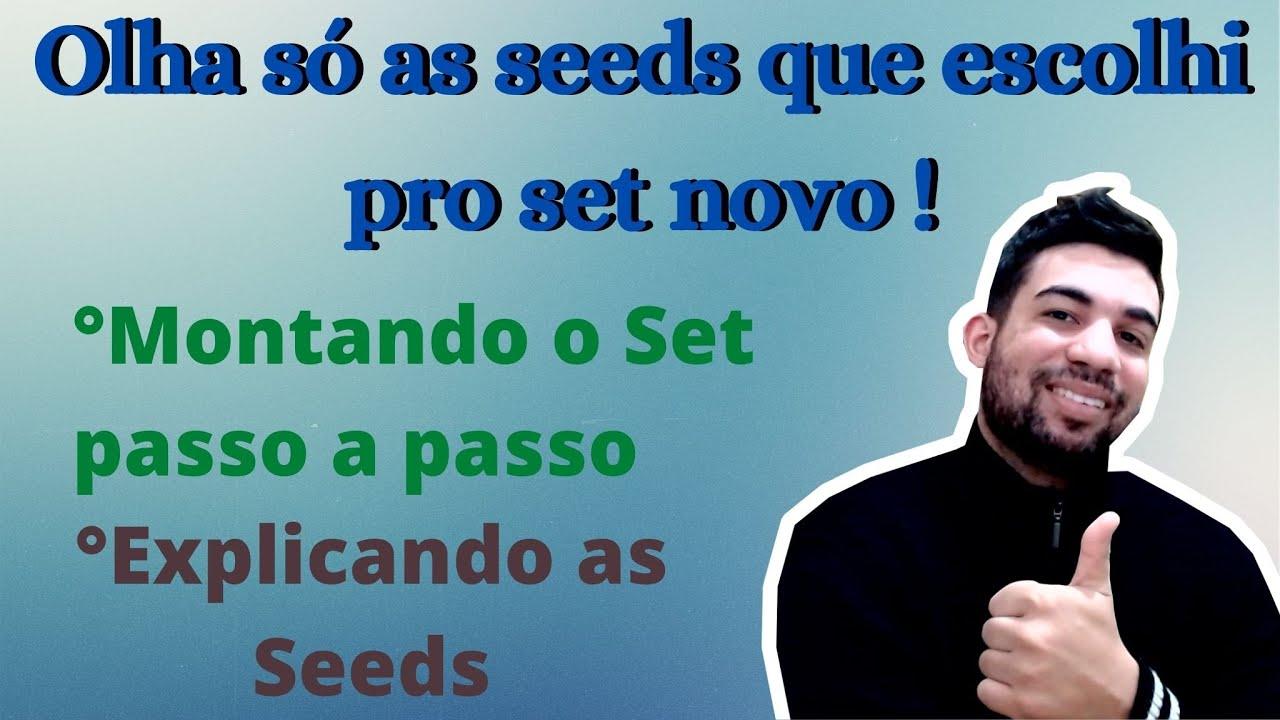 Download Montando as Seeds no Set Ambition - Explição das seeds, bônus e passo a passo