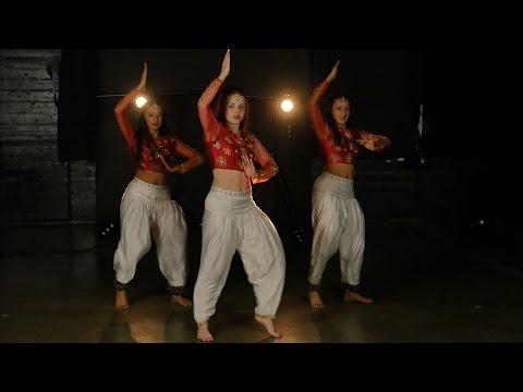 Bollymation ft. Jaja Vankova | Devdas Tribute: Silsila Yeh Chaahat Ka & Maar Daala | Klasikhz Remix