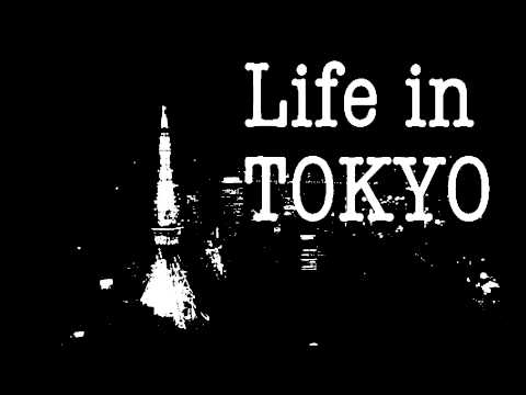 Japan Life in Tokyo  cover