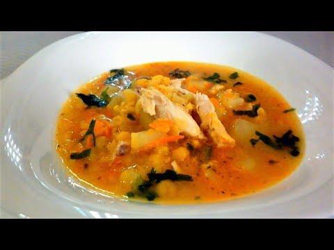 ГОРОХОВЫЙ СУП/Гороховый суп с курицей/Самый вкусный гороховый суп/Pea Soup With Chicken