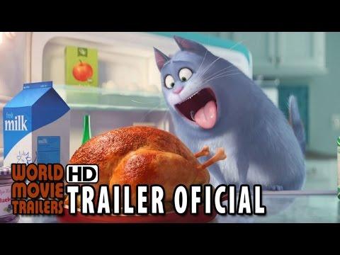 Trailer do filme Pets - A Vida Secreta dos Bichos