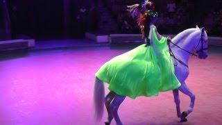 """Ижевск 2016. Красивое цирковое Шоу - сказка """"Золушка"""""""