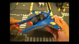 Lego 7066 Review Earth Defense HQ Alien Conquest