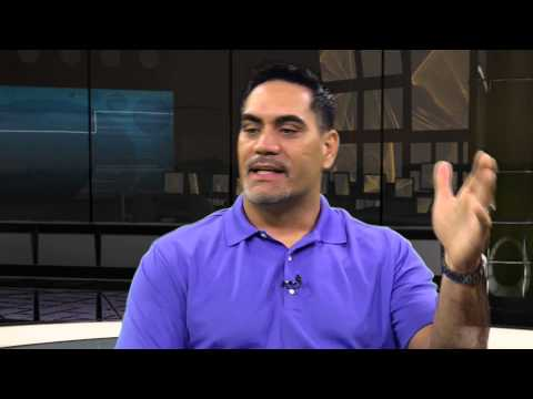 Kevin Mawae on Sports 225, Segment 4, 10 17 13