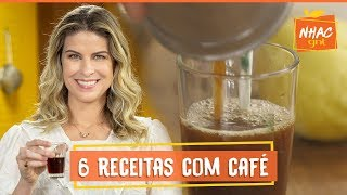 Cafés quente e gelado: aprenda seis maneiras de fazer a bebida   Rita Lobo   Cozinha Prática