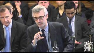 Steve Barclay MP scrutinises government accountability - PAC - 19th January 2011 (Q6-9)